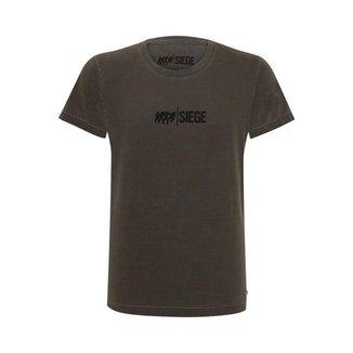 Camiseta Siege Mist