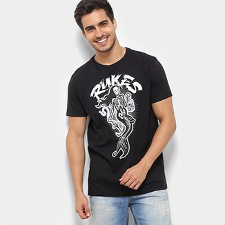 Camiseta Silk Ghost Lady Masculina