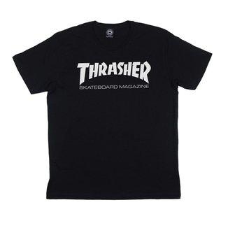 Camiseta Skate Mag Logo Big - Preto - Thrasher