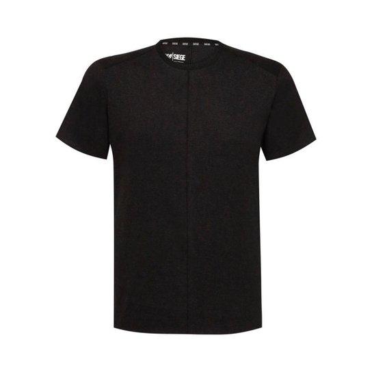 Camiseta Soldier Unissex R6 siege Ubisoft - Preto