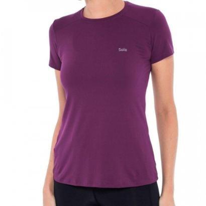 Camiseta Solo ION UV com Proteção Solar UVA Feminina - Feminino