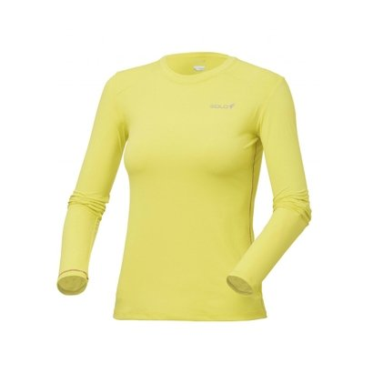Camiseta Solo Ion Uv Ml Lady