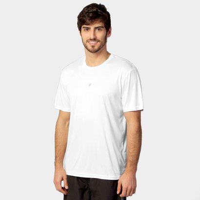 Camiseta Speedo Basic Interlock Com Proteção UV Masculina