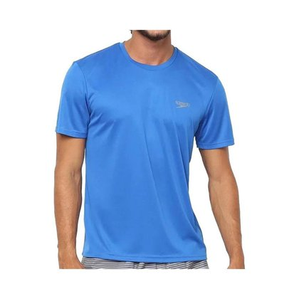 Camiseta Speedo Basic Interlock Masculina