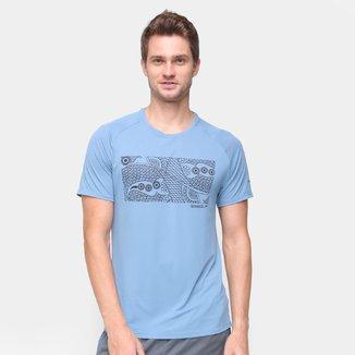 Camiseta Speedo Faixa Masculina