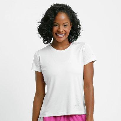 Camiseta Speedo Interlock Com Proteção UV Feminina