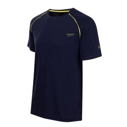 Camiseta Speedo Raglan Neon Masculina