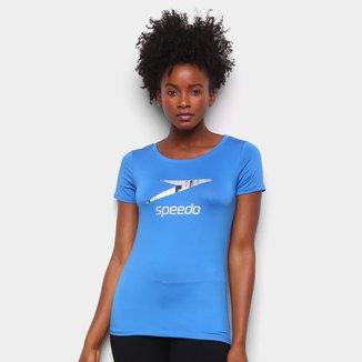 Camiseta Speedo Running Graphic Feminina