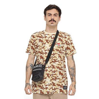 Camiseta Starter Camuflada Especial Flower - Masculino