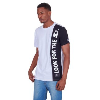 Camiseta Starter Especial Look For The Star Masculino