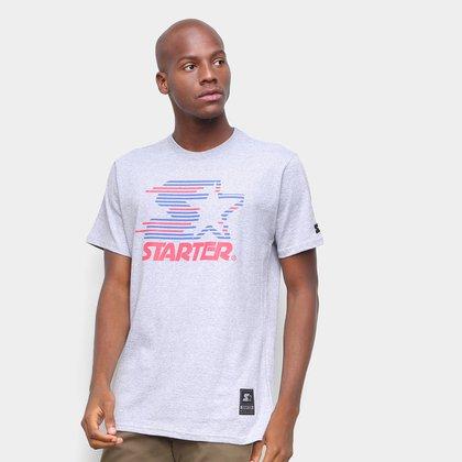 Camiseta Starter Estampada Masculina