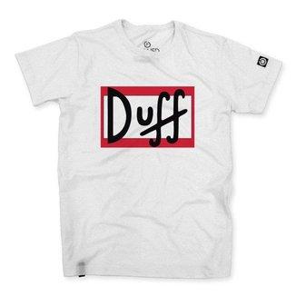 Camiseta Stoned Duff Masculina