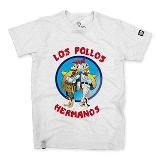Camiseta Stoned Los Pollos Hermanos Masculina
