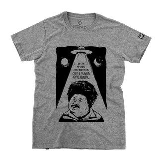 Camiseta Stoned Mundo Racional Masculina