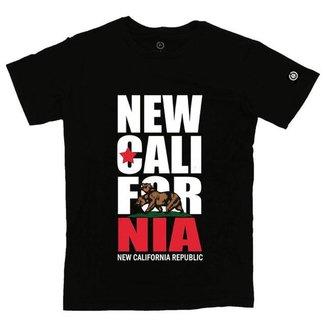 Camiseta Stoned New California Republic Masculina