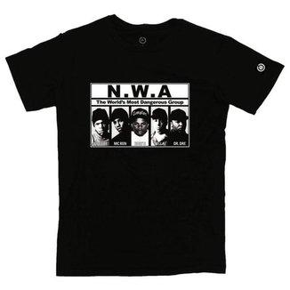 Camiseta Stoned NWA Masculina