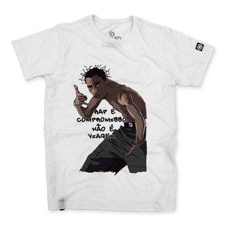 Camiseta Stoned Sabotage Masculina