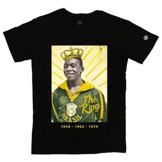 Camiseta Stoned Só Pelé Masculina