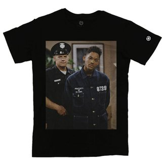 Camiseta Stoned Will Smith Busted Masculina
