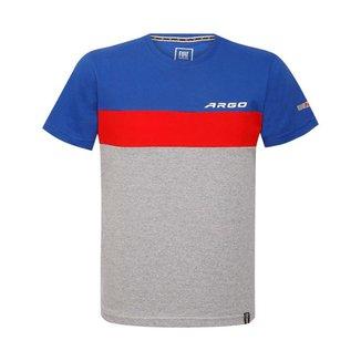 Camiseta Streaming  Argo Fiat  Claroazul