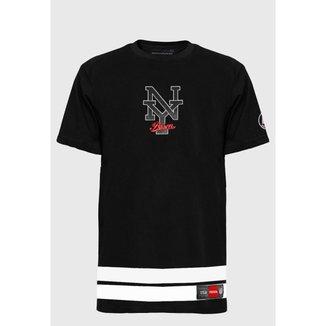 Camiseta Streetwear Prison Line NY