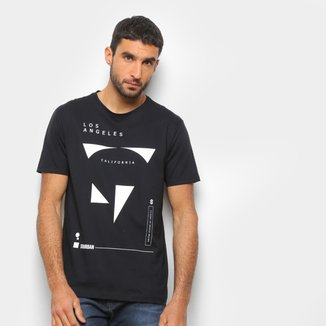 Camiseta Suburban Los Angeles Masculina
