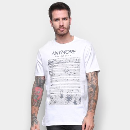 Camiseta Suburban Make Your Choice Masculina