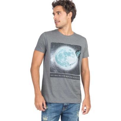 Camiseta Taco Mc Toca Discos Masculina - Masculino