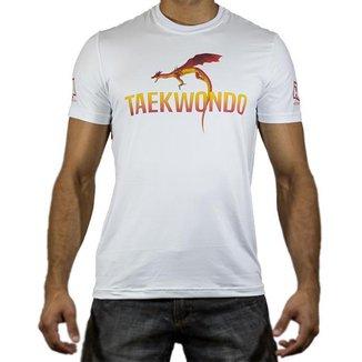Camiseta Taekwondo Dragão
