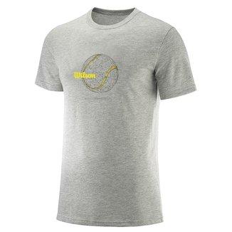Camiseta Tennis Ball Mescla - Wilson