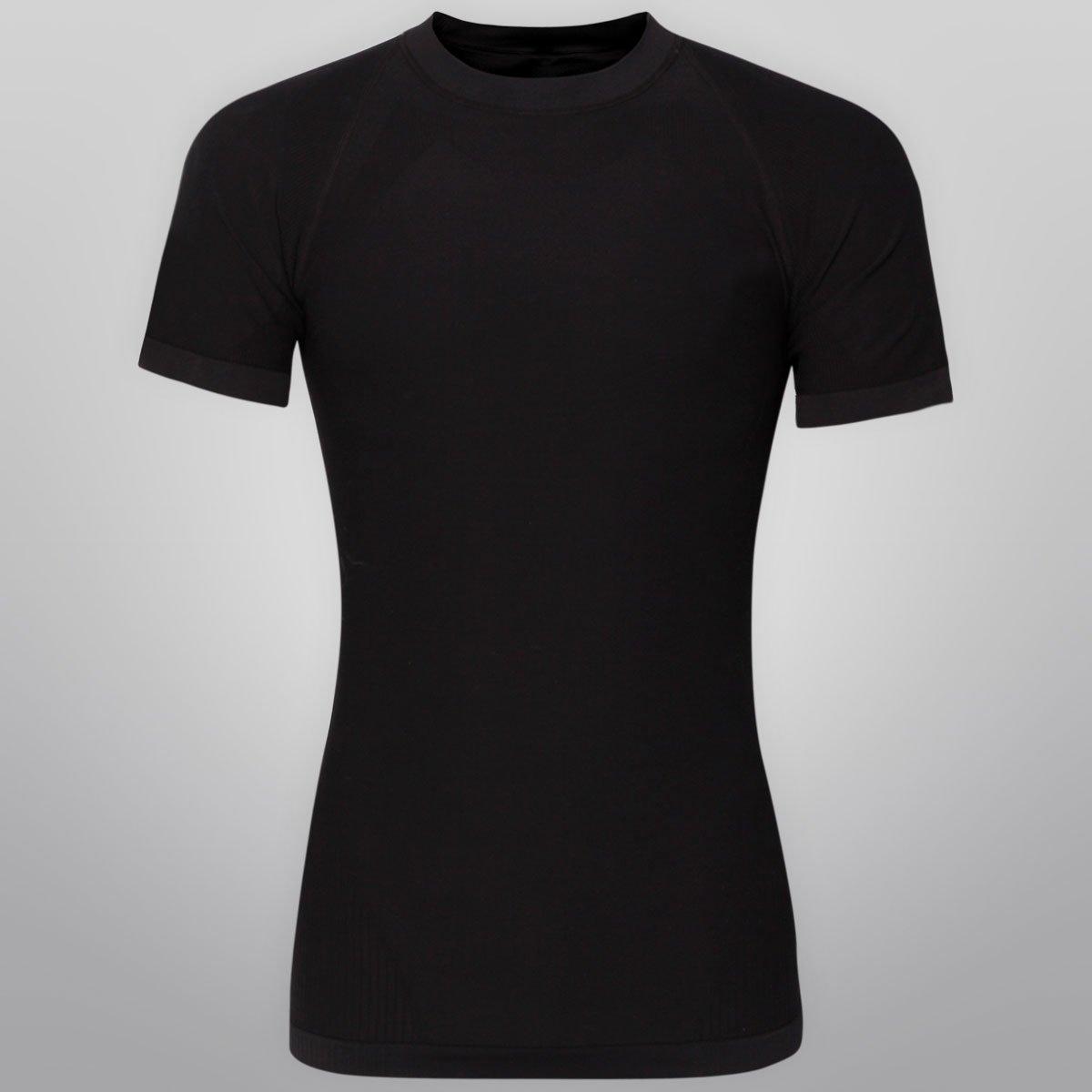 Camiseta Térmica Fila Seamless - Compre Agora  4ee98b5f5452b