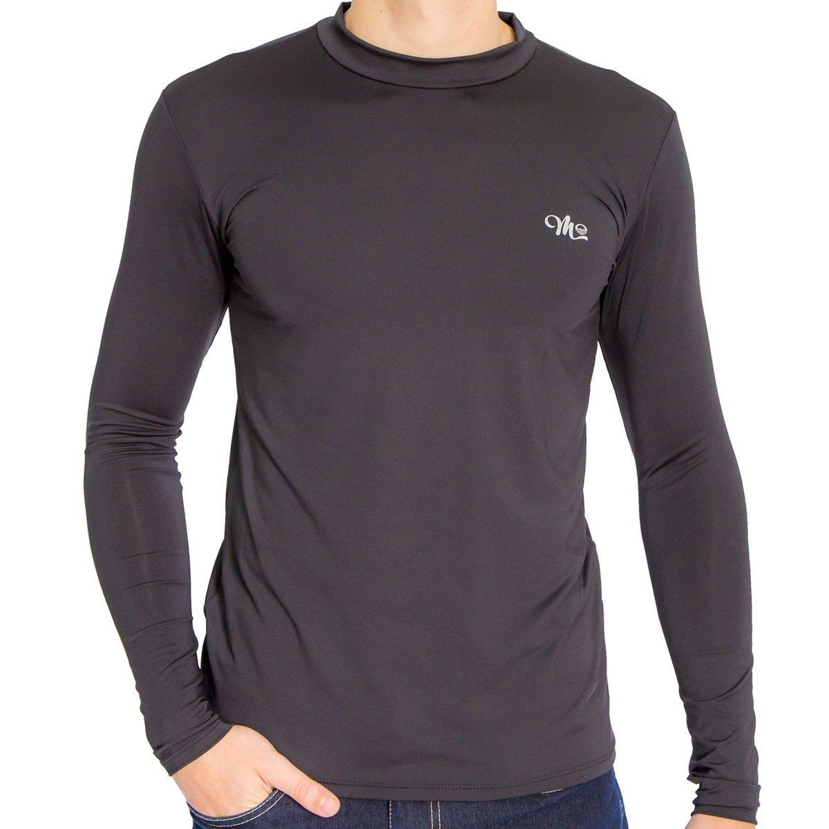 45a528fd90ee9 Camiseta Térmica Manga Longa Masculina - Preto - Compre Agora