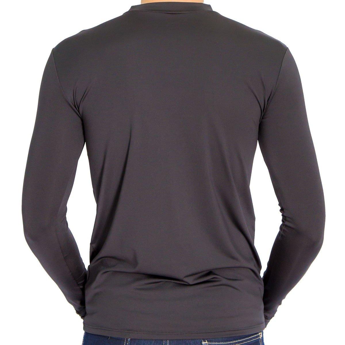 Camiseta Térmica Manga Longa Masculina  Camiseta Térmica Manga Longa  Masculina 11ad343748d0d