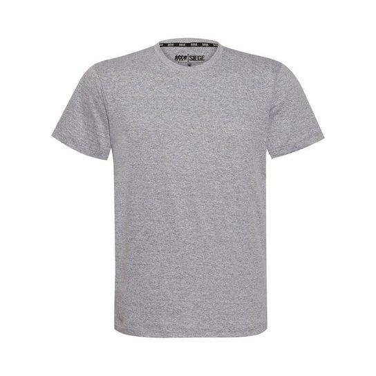 Camiseta Thermal Unissex R6 siege Ubisoft - Cinza