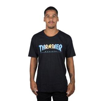 Camiseta Thrasher Magazine Argentina