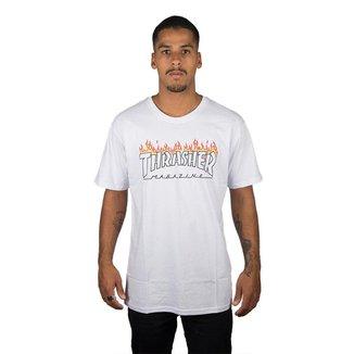 Camiseta Thrasher Magazine Scorched