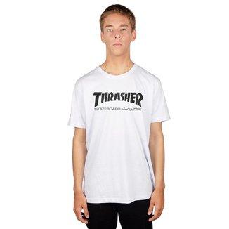 Camiseta Thrasher Magazine Skate Mag Masculina