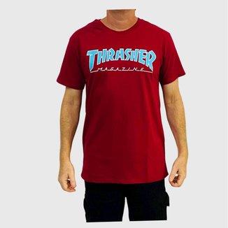 Camiseta Thrasher Outlined Masculina