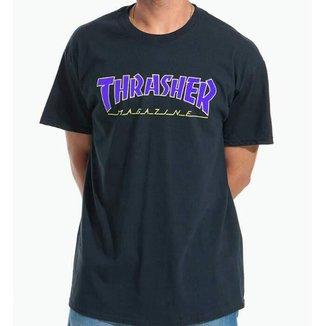 Camiseta Thrasher Outlined