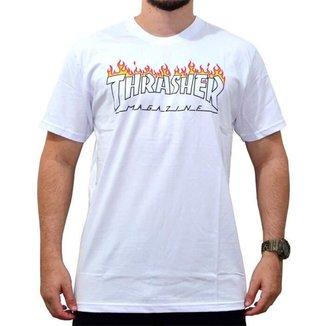 Camiseta Thrasher Schorched