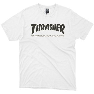 Camiseta Thrasher Skate Mag Unissex