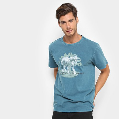 Camiseta Timberland Nature Within You Orion Masculina