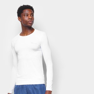 Camiseta Topper Térmica UV50 Manga Longa Masculina