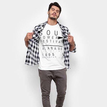 Camiseta TREEBO Alabama Masculina