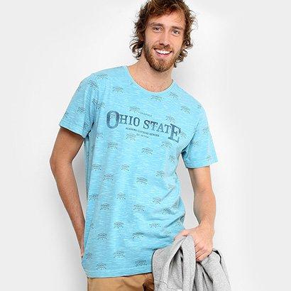 Camiseta TREEBO Compass Masculina