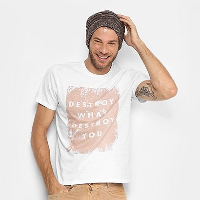 Camiseta TREEBO Destroy Masculina