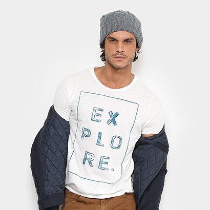 Camiseta TREEBO Explore Masculina