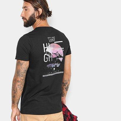 Camiseta TREEBO Let's Get Lost Masculina