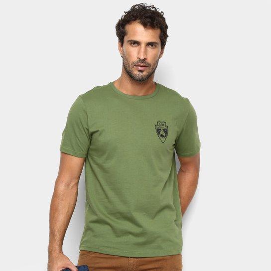 Camiseta Treebo Mashville Masculina - Verde
