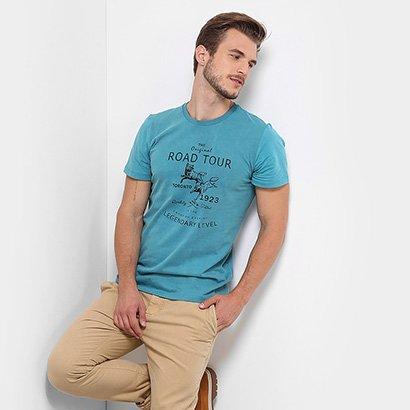 Camiseta TREEBO Road Tour Masculina